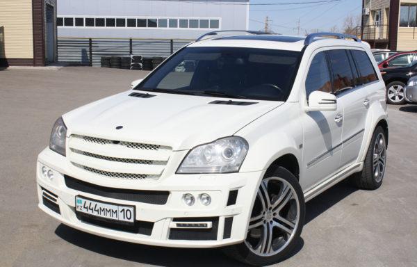 Mercedes-Benz GL550 BRABUS